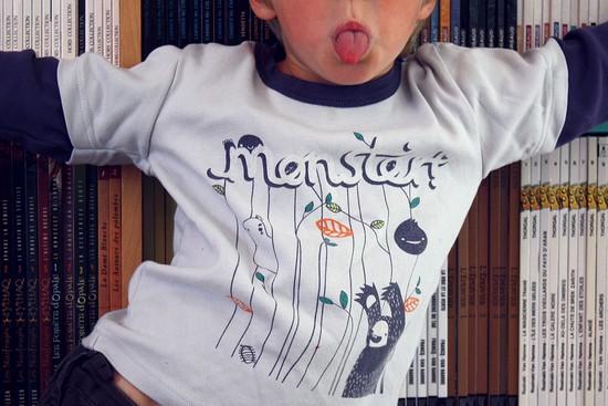 un vrai petit monster !