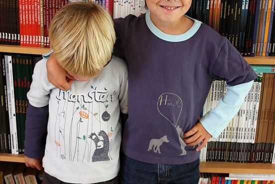 tshirts coton bio équitable FRUGI