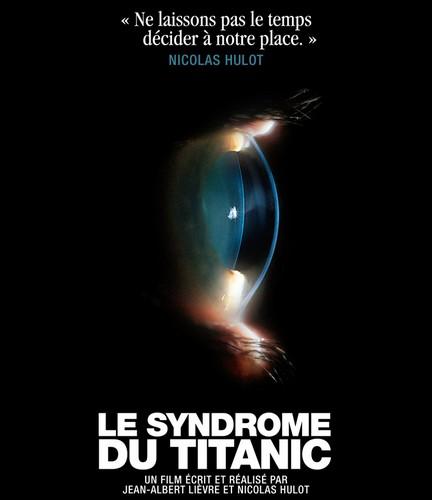 affiche Le Syndrome du Titanic - Nicolas Hulot
