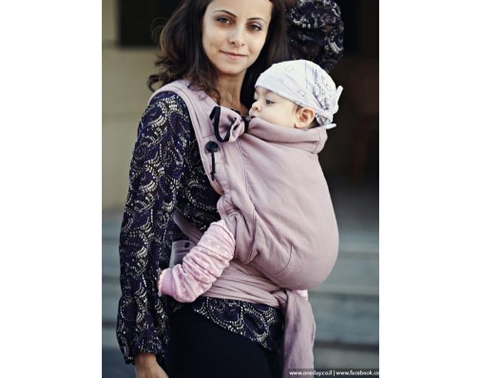 J ai testé pour vous ... le nouveau porte-bébé physiologique Évolu ... eb4060cba81