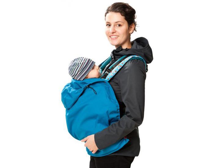 Porter bébé quand il pleut - Blog au Naturel a564517e51d